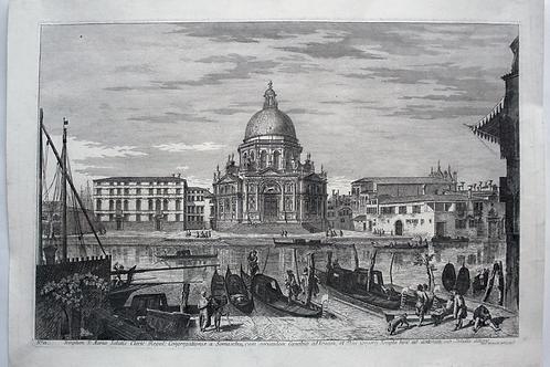 OMP.64 – MARIESCHI, Michele (Venezia 1710-43)
