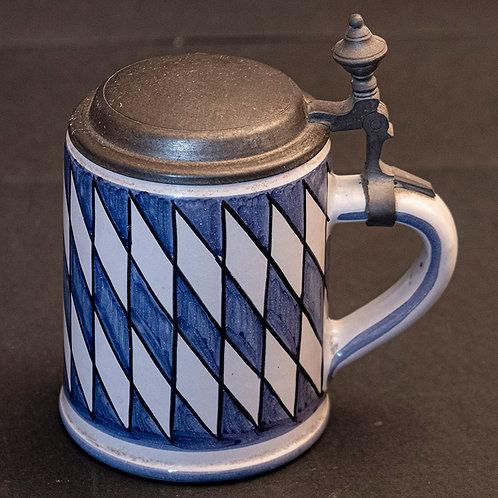MO.25 – Boccale da birra in ceramica cm 14, Baviera