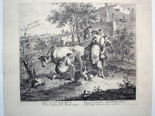 OMP.75 – BARTOLOZZI, Francesco (Firenze 1727-Lisbona 1815)