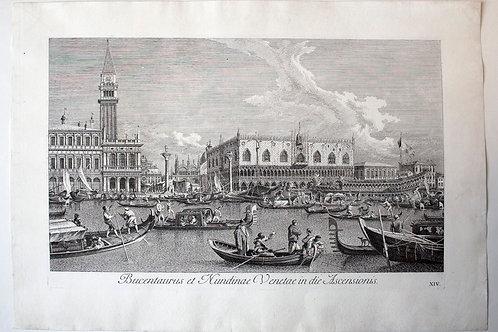 VISENTINI, Antonio (Venezia 1688-1782),