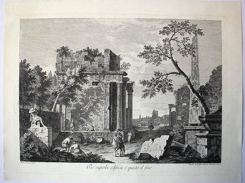 OMP.40 – VOLPATO, Giovanni (Angarano/Bassano del Grappa 1735 ca-Roma 1803)