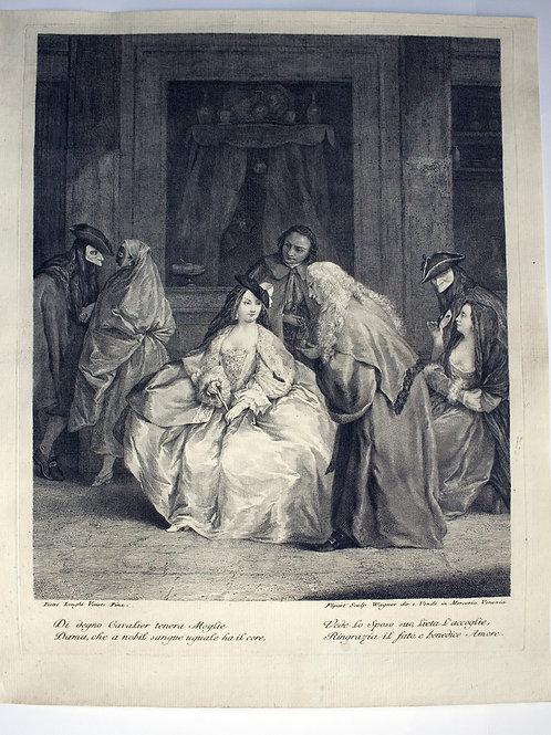 OMP.30 – FLIPART, Charles Joseph (Parigi 1721-Madrid 1797)