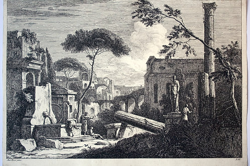 OMP.32 – FOSSATI, Davide Antonio (Morcote CH 1708 - Venezia 1795)