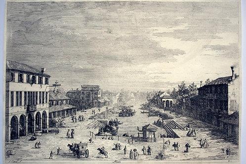 OMP.57 – CANAL, Antonio detto CANALETTO (Venezia 1697-1768)
