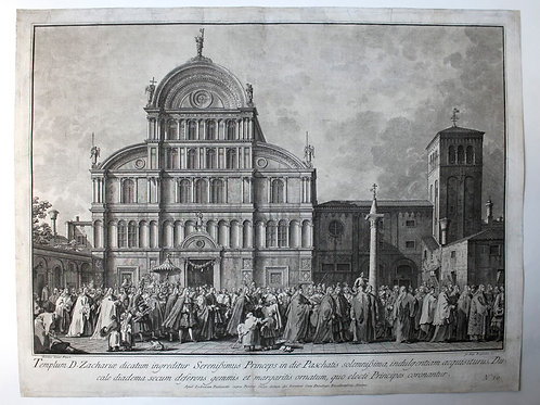OMP.36 – BRUSTOLON, Giambattista (Venezia 1720-1796)