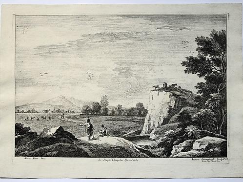 OMP.24 – GIAMPICCOLI, Giuliano (Belluno 1703-1759