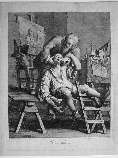 OMP.77 – VOLPATO, Giovanni (Angarano/Bassano del Grappa 1735 ca-Roma 1803