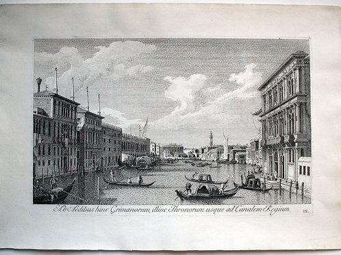 OMP.76 – VISENTINI, Antonio (Venezia 1688-1782)
