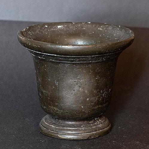 MO.07 – Mortaio da farmacia in bronzo