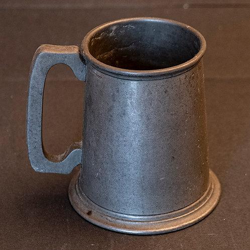 MO.13 – Boccale da birra in peltro cm 12