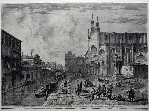 OMP.14 – MARIESCHI, Michele (Venezia 1710-43)