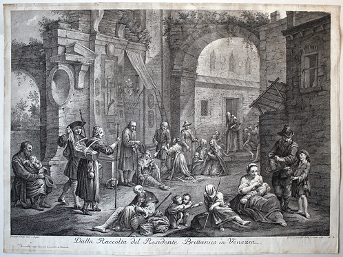 OMP.69  LEONARDIS, Giacomo (Palmanova 1723-Venezia 1794)