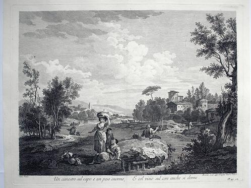 OMP.68 – BERARDI, Fabio (Siena 1728-Venezia 1788),