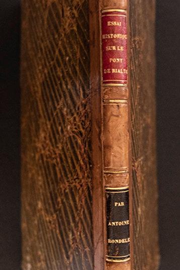 ARB.0129 –  Antoine Rondelet