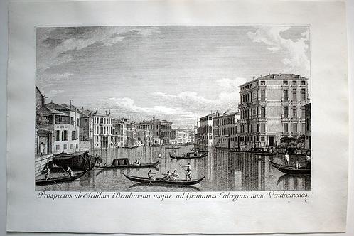 OMP.59 – VISENTINI, Antonio (Venezia 1688-1782)