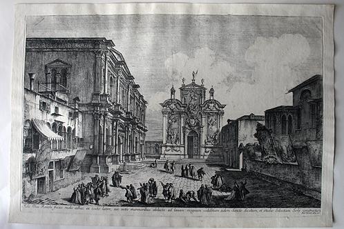 OMP.11 – MARIESCHI, Michele (Venezia 1710-43)