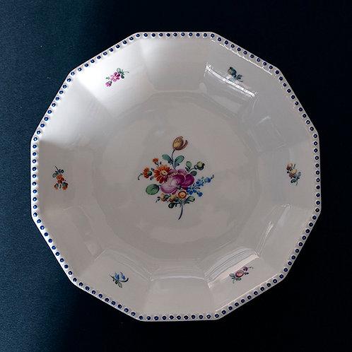 MO.08 – Piatto in porcellana, Nymphenburg, Ø cm 17