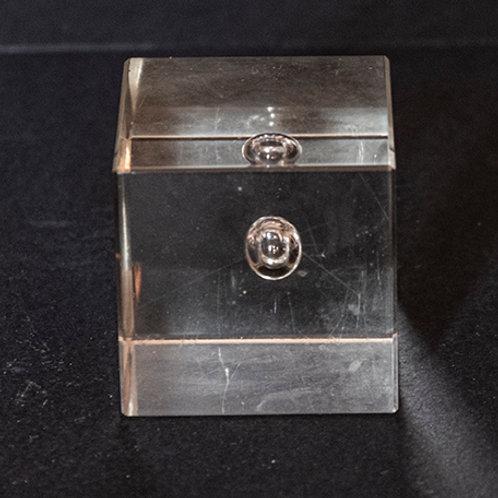 MG..36 – Bolla galleggiante in cubo, lato cm 6
