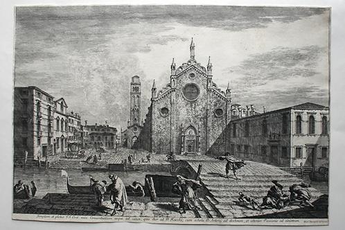 OMP.16 – MARIESCHI, Michele (Venezia 1710-43)
