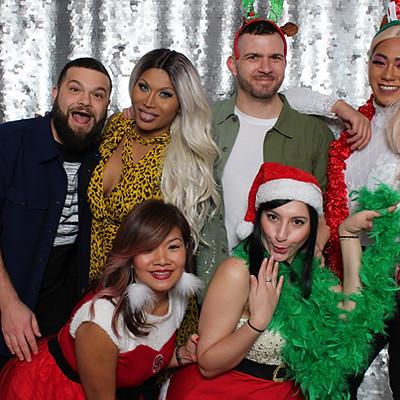 James Joseph Salon's Holiday Party