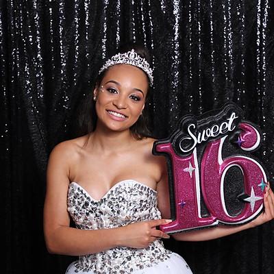 Mikela's Sweet 16