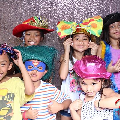 Alieya's Birthday Party