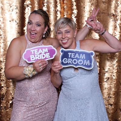 Sarah & PJ's Wedding