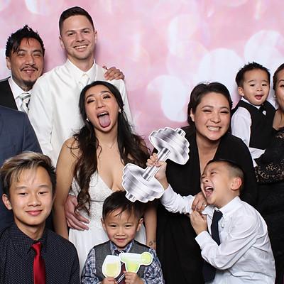 James & Khuyen's Wedding