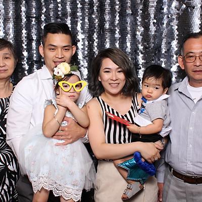 Hyan's 1st Birthday Party