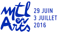 MTL en Arts en juin 2016!