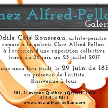 Galerie d'art Alfred Pellan - exposition