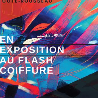 Exposition rue Cartier à Québec