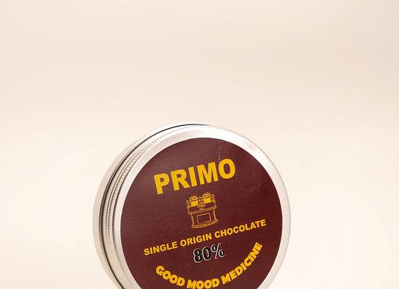 "PRIMO 80% Dark ""Good Mood Medicine"" 50gr"