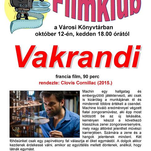 Filmklub: Vakrandi