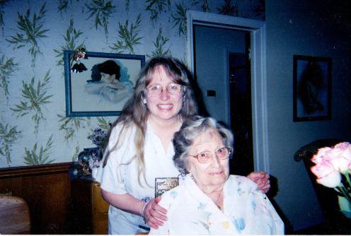 Arleen and Selma