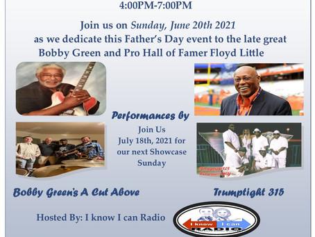 Fun-day Showcase Sunday