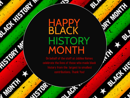 Celebrate Black History Month!