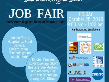 Need A Job? Get a Job!