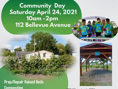 First Community Day of 2021