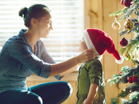 5 tips to survive the holidays with your kids