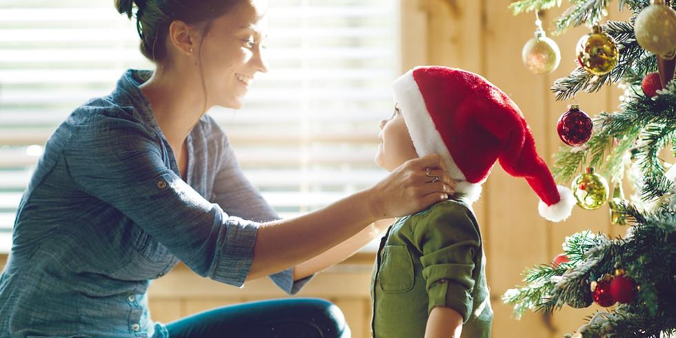 Cadeaux aux enfants en pédiatrie !
