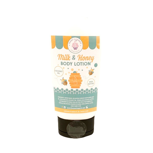 Milk & Honey Lotion