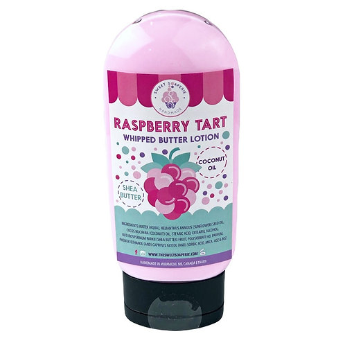 Raspberry Tart Whipped Butter Lotion