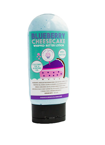 Blueberry Cheesecake Butter Lotion 4oz