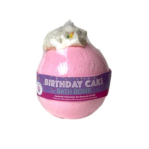 Birthday Cake Bath Bomb