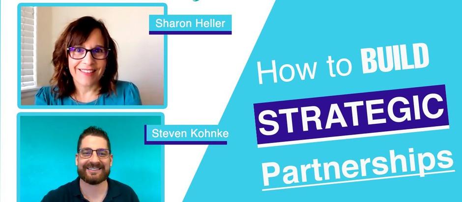How to Build Strategic Partnerships