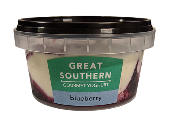 Blueberry Yoghurt