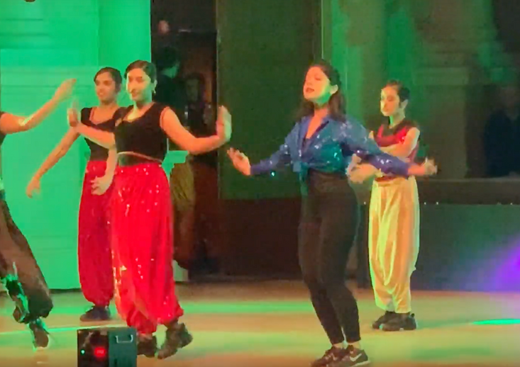 Bollywood Hip Hop Performance 2019.
