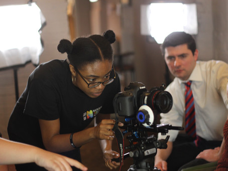 How to get from being a Runner to being an Assistant Director with Emma from Aardman Animations