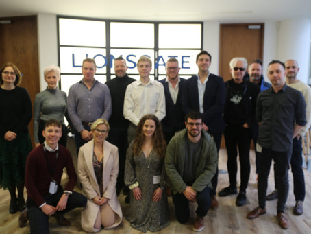 ACTOR SIMON BIRD AND INDUSTRY LEADERS FROM ODEON, LIONSGATE, RAINDANCE AND BANKSIDE FILMS JOIN NATIO